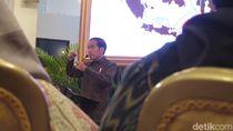 Jokowi Beri Arahan ke Siswa Taruna Nusantara di Istana