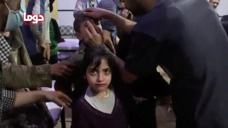 Rusia Minta DK PBB Sidang Bahas Ancaman Aksi Militer AS di Suriah