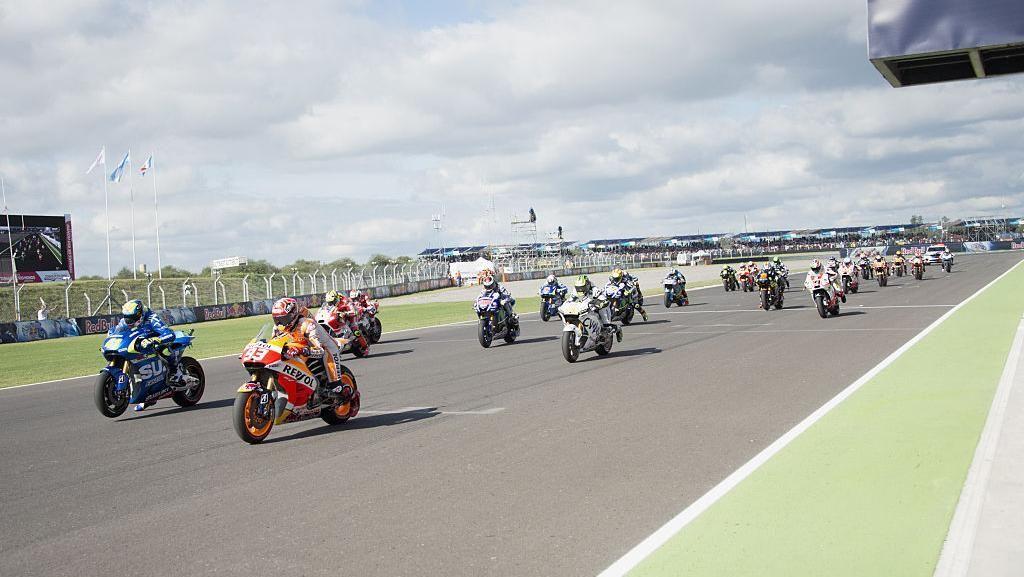 Indonesia Targetkan Tuan Rumah MotoGP 2020 di Sentul