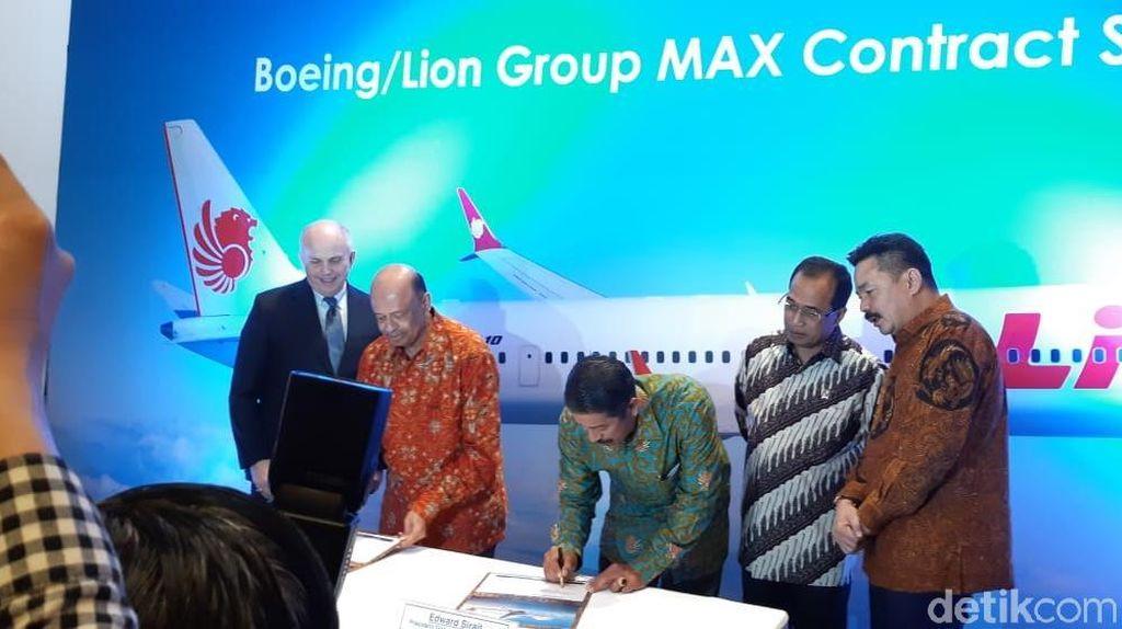 Dukung Produksi Sawit, Lion Air akan Pakai Bioavtur