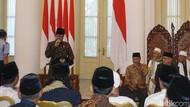 Jokowi Ajak Ulama Jawa Barat Luruskan Hoax di Tahun Politik