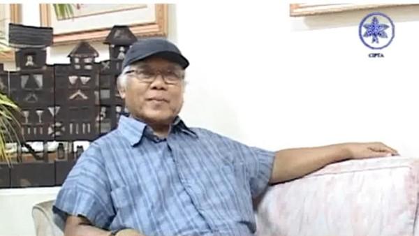 Jenazah Danarto akan Diberikan Penghormatan di Pendopo Kabupaten Sragen