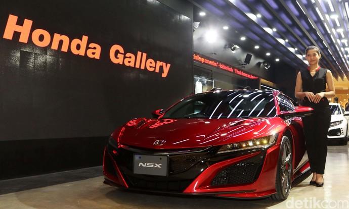 Galeri Honda Pertama di Dunia Diluncurkan di Jakarta