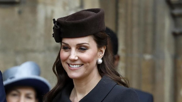 Ini Isi Tas Kate Middleton yang Dibawa ke RS untuk Persalinan