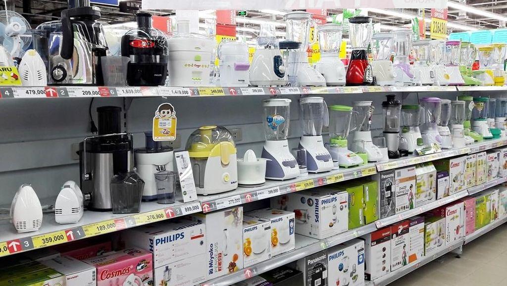 Transmart Carrefour Tawarkan Promo Blender hingga Microwave