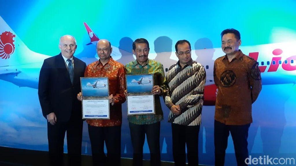 Borong 50 Boeing, Lion Diharapkan Angkut Banyak Turis ke RI