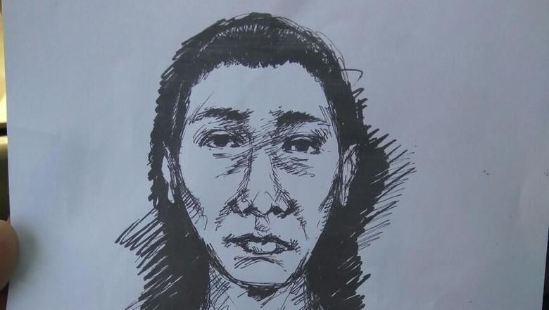 Korban Rampok di Depok Dilecehkan, Sketsa Wajah Pelaku Disebar