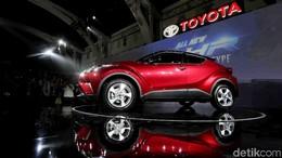 Toyota C-HR Jadi Rebutan di Mana-mana