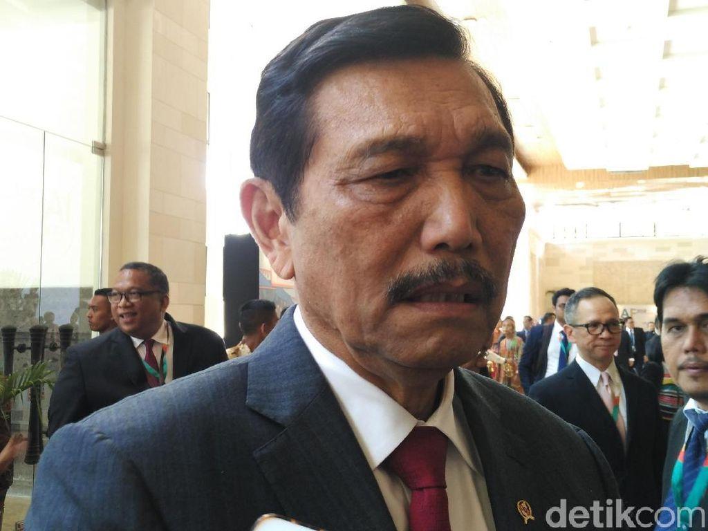 Misteri Telepon Prabowo ke Luhut yang Ada di Washington DC