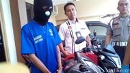Penderita TBC Akut Curi 4 Motor, Uangnya untuk Berobat