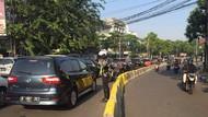 Hari ke-2 Uji Coba Underpass Matraman, Jl Pramuka Masih Macet