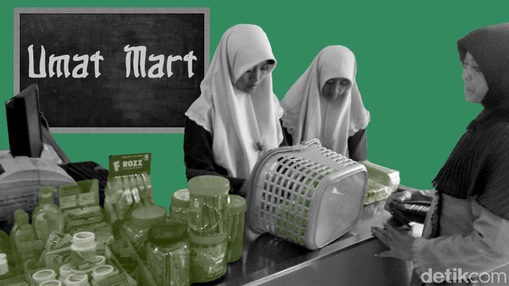 Pengusaha Muda Beberkan Alasan Bangun Umat Mart di Pesantren