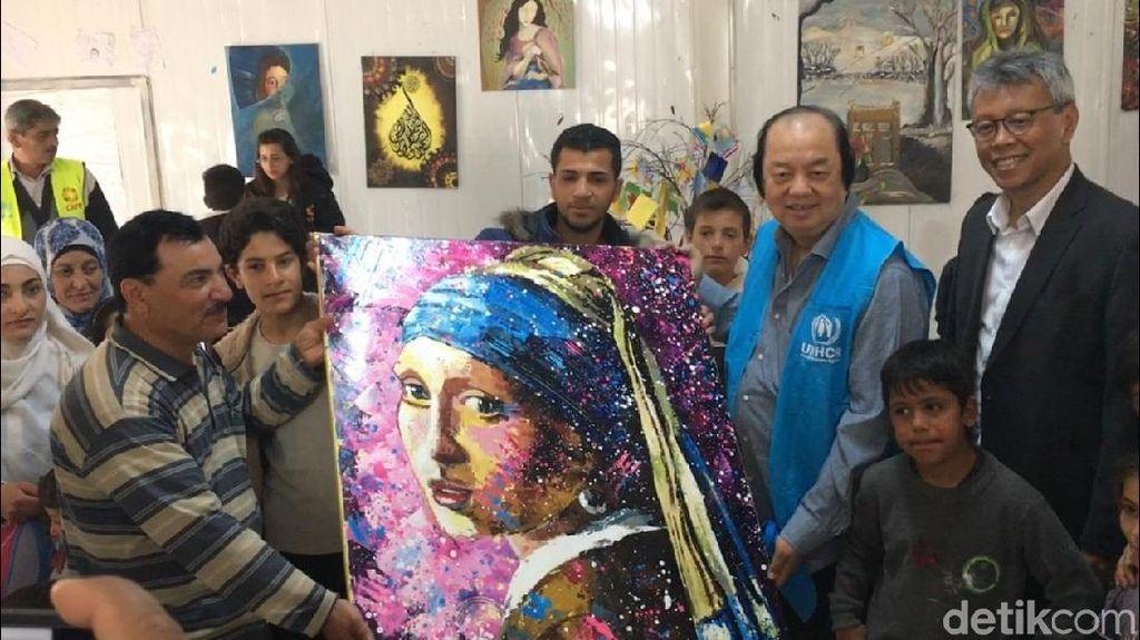 Orang Terkaya RI Ini Hobi Bagi-bagi Duit, dari Palestina hingga Suriah