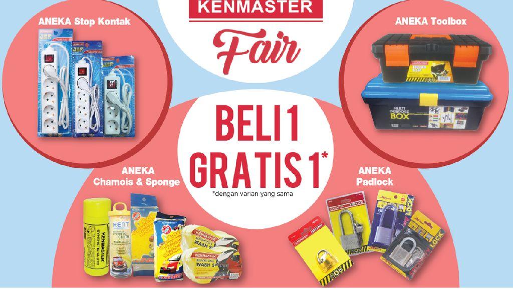 Beli 1 Gratis 1 Peralatan Mobil di Transmart Carrefour