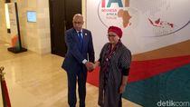 RI-Somalia Sepakat Kerja Sama di Bidang Infrastruktur