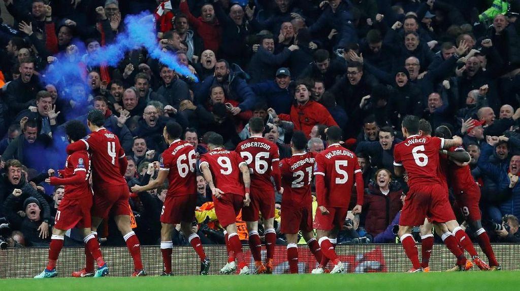 Siapapun Lawan di Semifinal, Liverpool Siap
