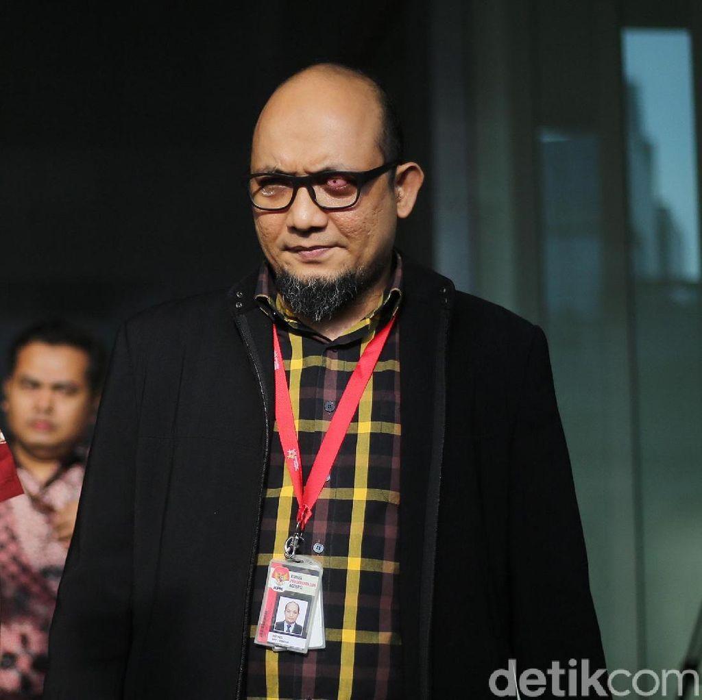 Soal Kasus Novel, KSP: Kalau Protes ke Polri, Jangan ke Jokowi