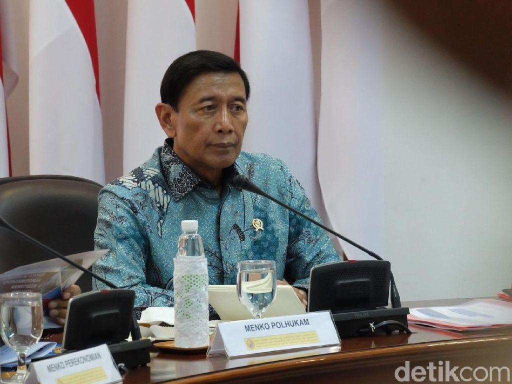 Wantimpres: Tak Ada Titipan Presiden dalam Pertemuan Wiranto-SBY