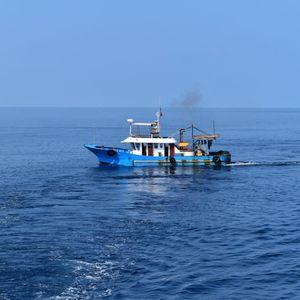 2 Kapal Filipina Diciduk di Perairan Sulawesi