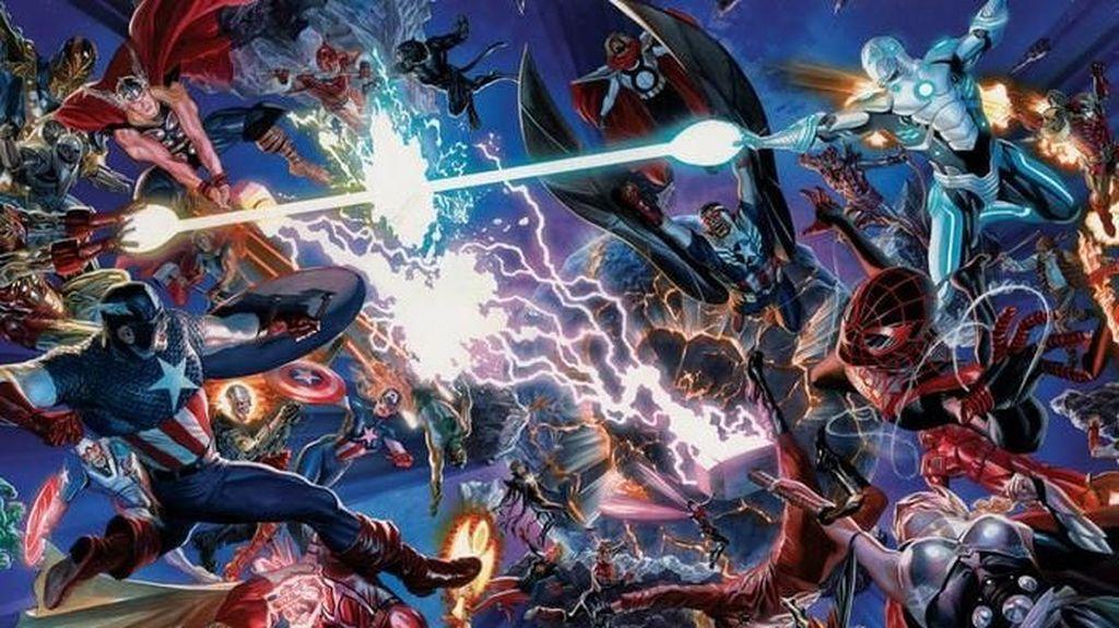 Akuisisi Disney pada Fox Buka Peluang Munculnya Karakter Secret Wars