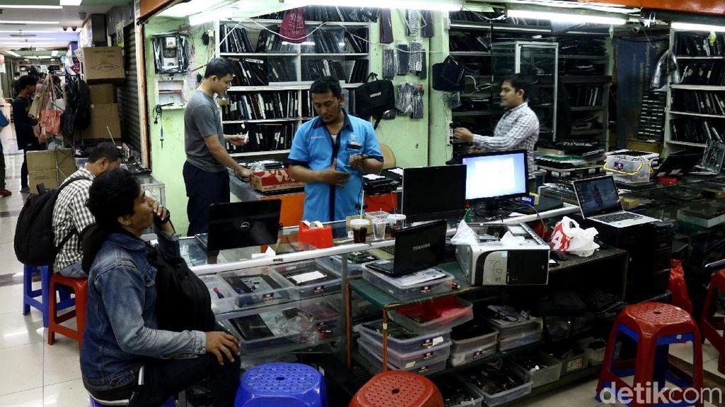 Laptop China Paling Banyak Masuk RI, Nilainya Rp 1,39 T