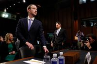 Zuckerberg Disidang Parlemen AS, Saham Facebook Meroket