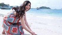 Foto: Cantiknya Puteri Indonesia 2018 dan Pantai Belitung