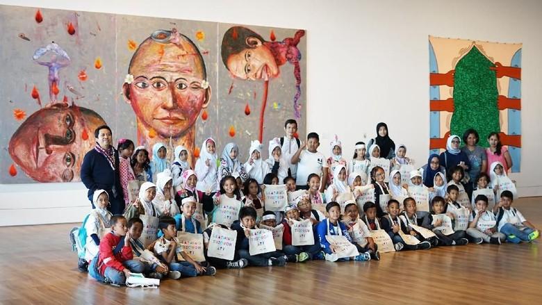 Museum MACAN Makin Serius Garap Ruang Seni Anak