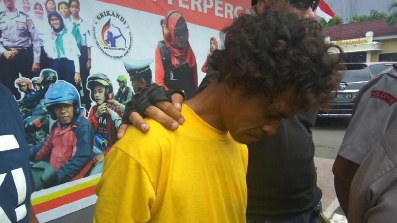 Perampok yang Cabuli Korban di Depok Ditangkap Polisi