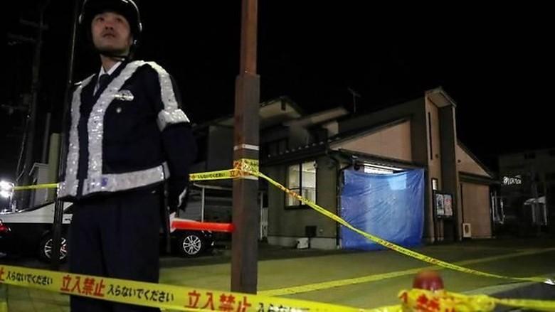 Polisi Jepang Tembak Mati Rekannya karena Di-bully