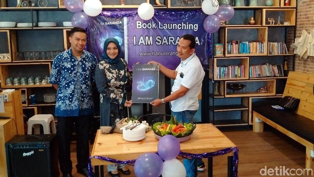 I Am Sarahza, Novel Terbaru Karya Hanum Rais