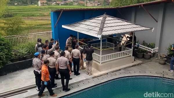 Rumah Mewah Big Bos Miras Oplosan Menyalahi IMB