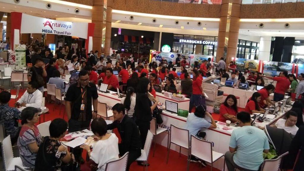 Aneka Ide Liburan Keluarga di Mega Travel Fair Serpong