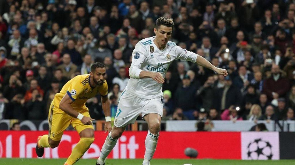 Hadapi Bilbao, Ronaldo Punya Kans Besar Lanjutkan Rentetan Gol