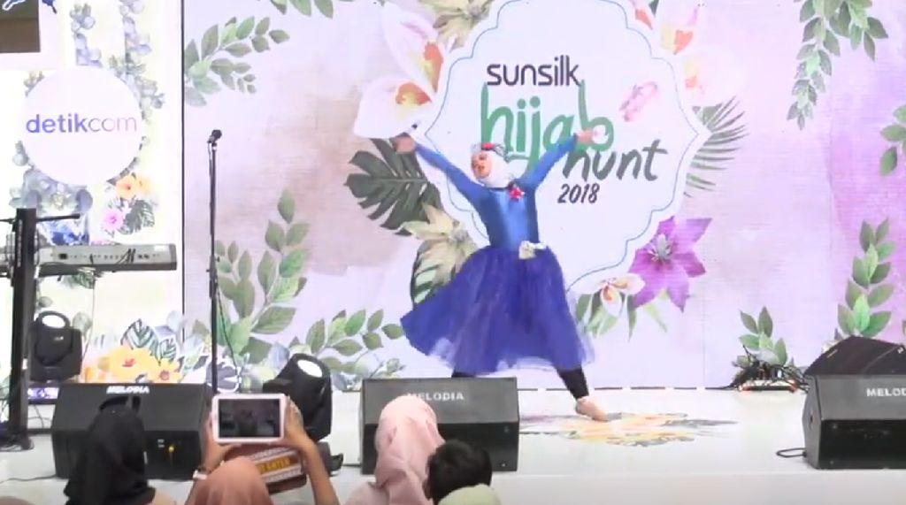 20 Besar Surabaya - Lincahnya Balerina Aulia Sukma