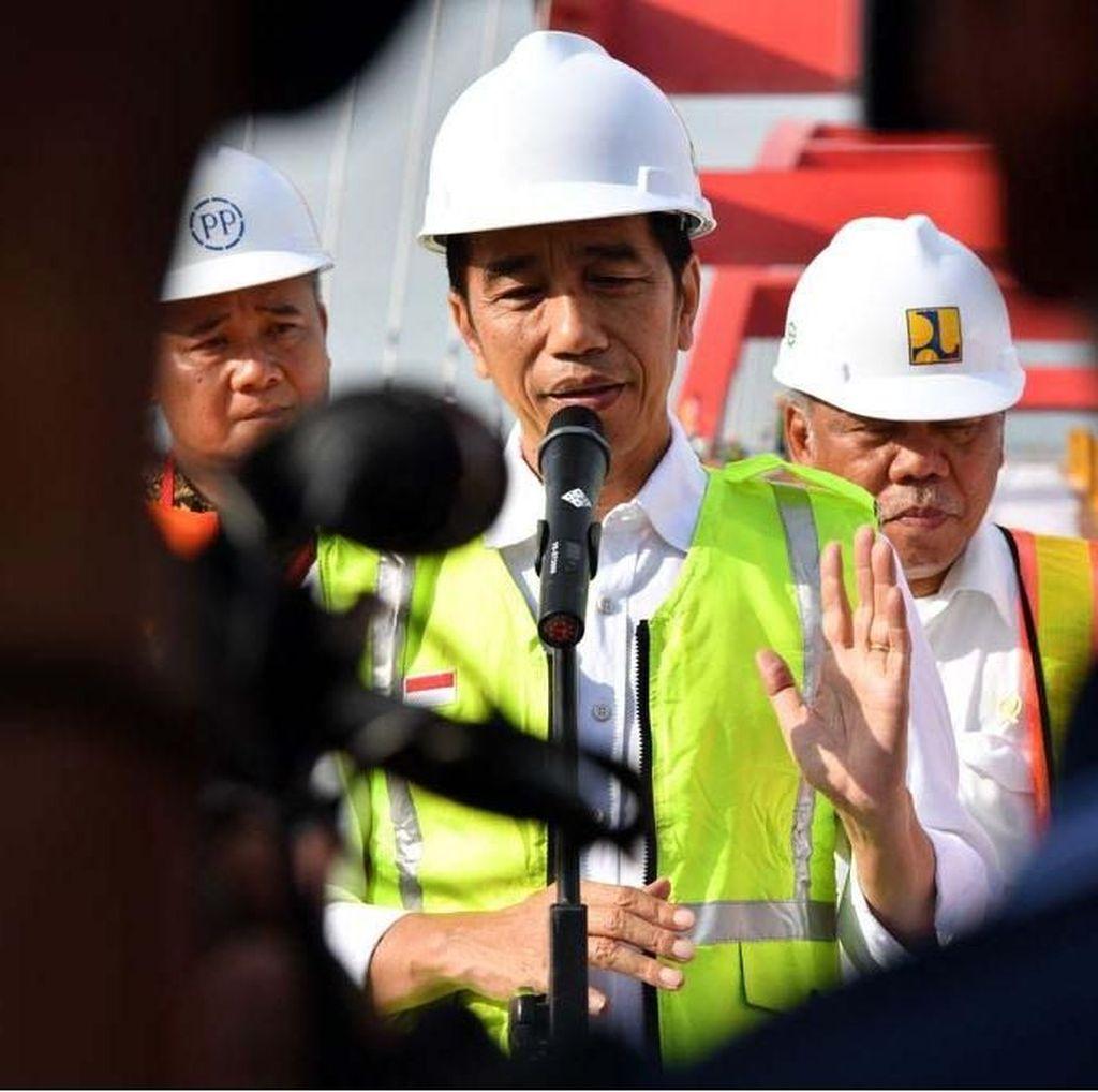 Jokowi Bertolak ke Jateng, Lihat Dampak Gempa di Banjarnegara