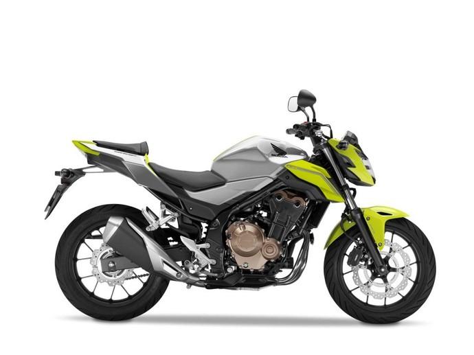 Honda Permak Moge 500 dan 650 cc