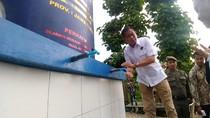 Cek Sumur Bor di Sampang, Jonan: Air Bersih, Jernih, Tak Payau