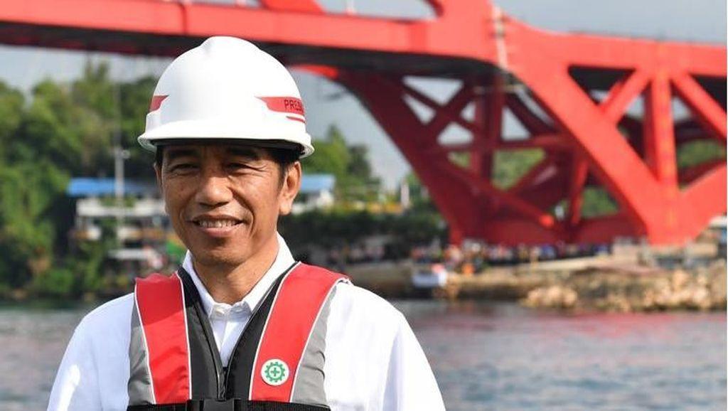 Jokowi: Ada Jembatan Holtekamp, Jayapura ke Skouw 1 Jam