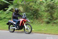 Honda CRF250 Rally.