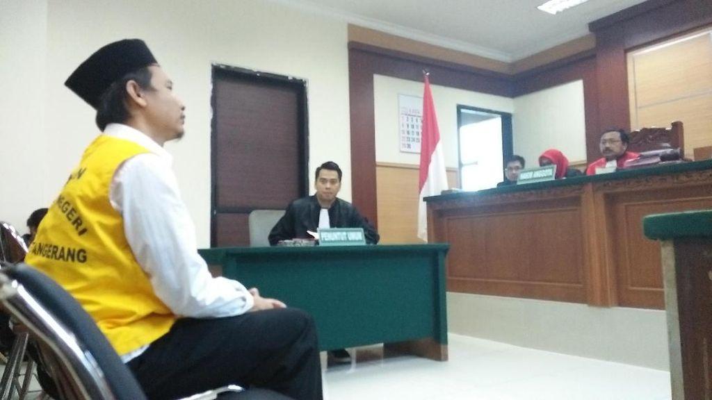 Telanjangi Sejoli di Tangerang, Pak RT Divonis 5 Tahun Penjara