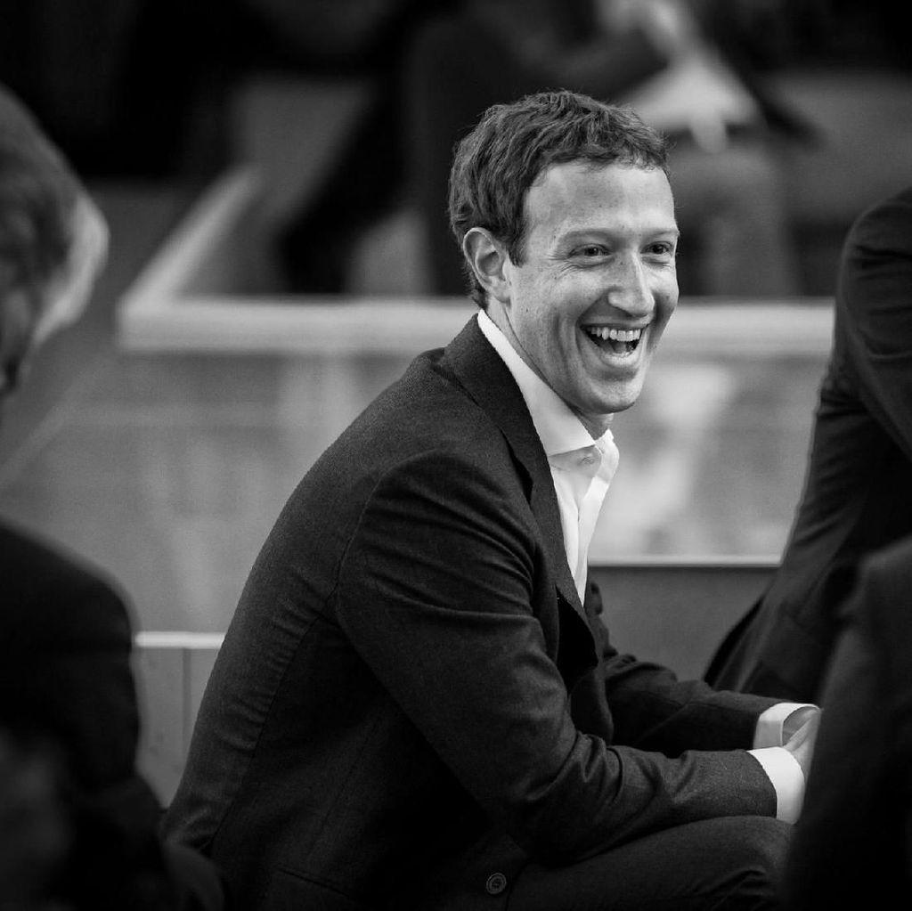 Disidang DPR AS 10 Jam, Zuckerberg Kantongi Rp 41 Triliun