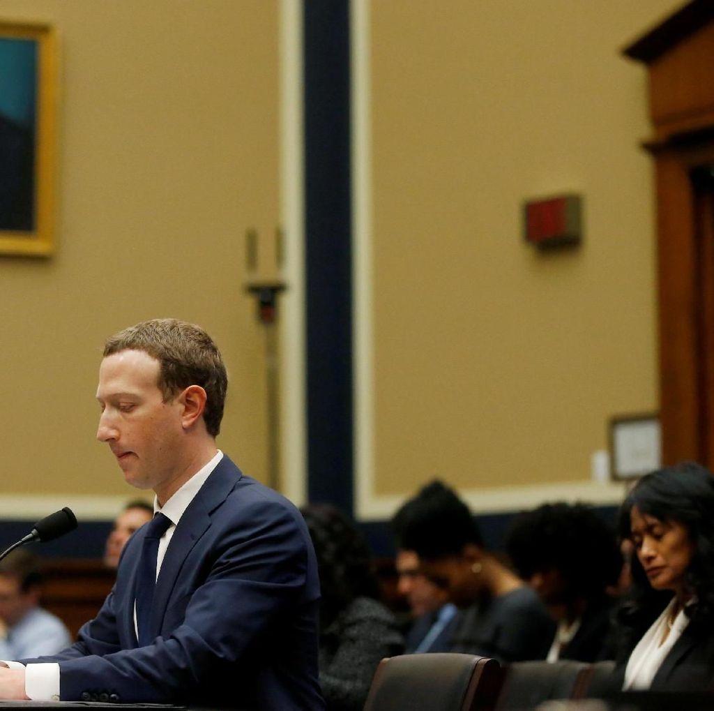Pertanyaan Anggota DPR Ini Skak Mat Zuckerberg