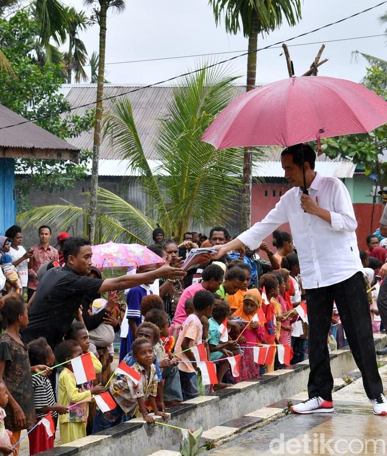 Kunker di Papua Selesai, Jokowi Terbang ke Semarang