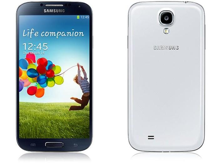 Galaxy S4. Foto: istimewa