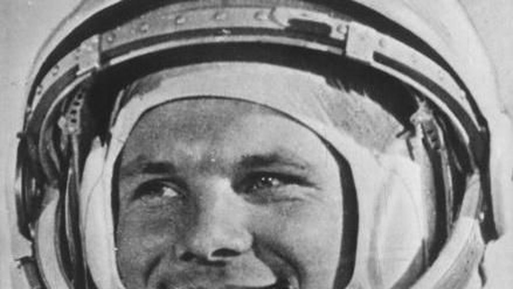 Mengenang Yuri Gagarin, Penjelajah Pertama Luar Angkasa