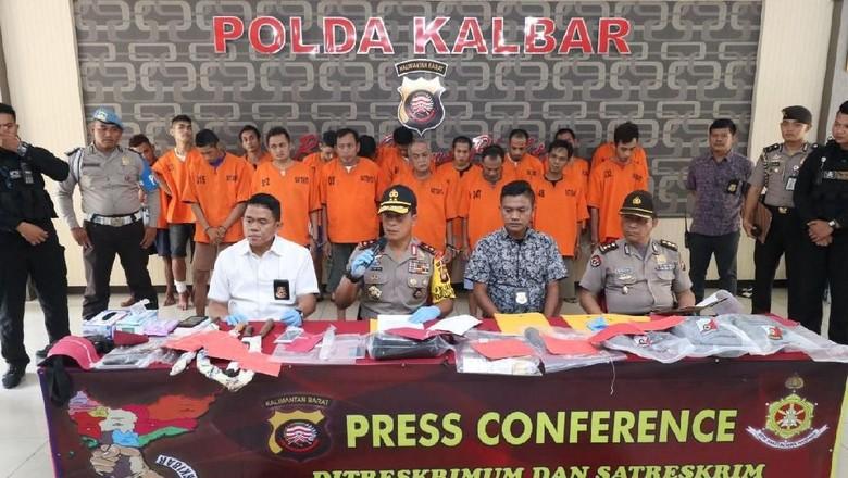 Selama 2018, Ada 9 Kasus Pembunuhan di Kalbar