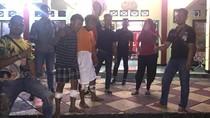 Dor! Polisi Tembak Pembunuh Sopir Taksi Online di Sukabumi