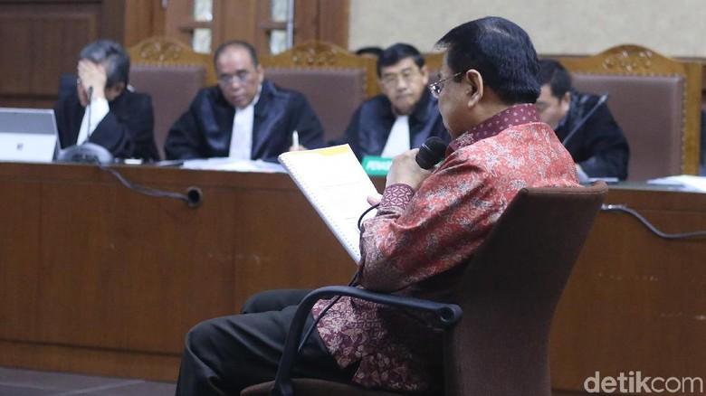 Novanto Beberkan Lagi Aliran Duit e-KTP ke Anggota DPR