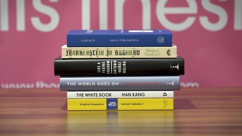 Ini 6 Buku yang Dinominasikan di Man Booker International Prize 2018